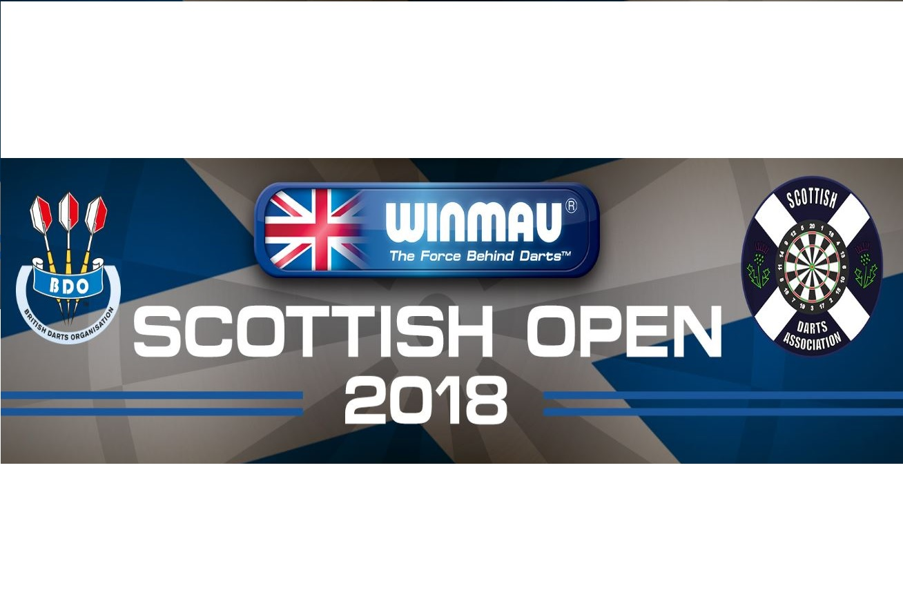Resultats 2018 Winmau Scottish Open